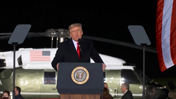 Трамп открестился от трампистов, cancel culture набирает обороты
