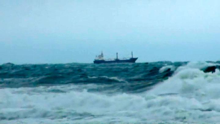 Росморречфлот уточнил состояние спасенных в Черном море