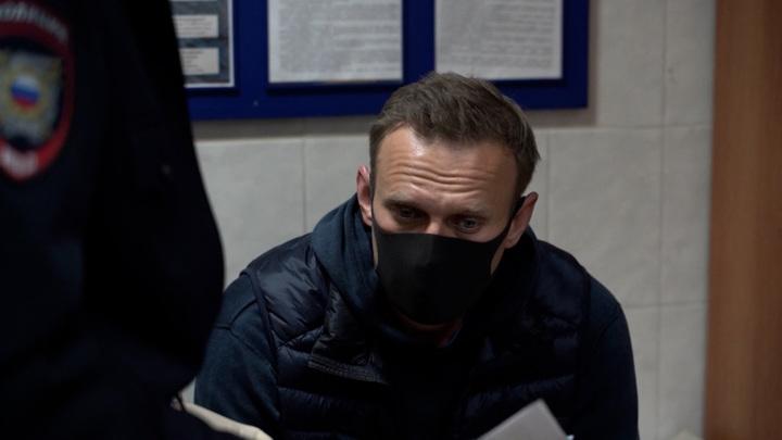 Навальный из СИЗО рассказал об экспериментах с сухарями