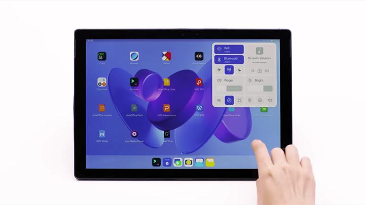 В Китае выпустят Linux с дизайном iPadOS