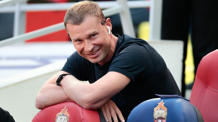 ЦСКА может сохранить Алексея Березуцкого на прежней должности
