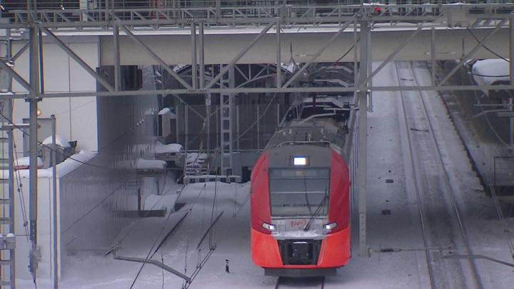 """Москву и Минск с 30 апреля свяжут скоростные поезда """"Ласточка"""""""