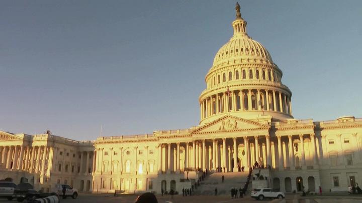 Собкор ВГТРК: демократы хотят наказать Трампа