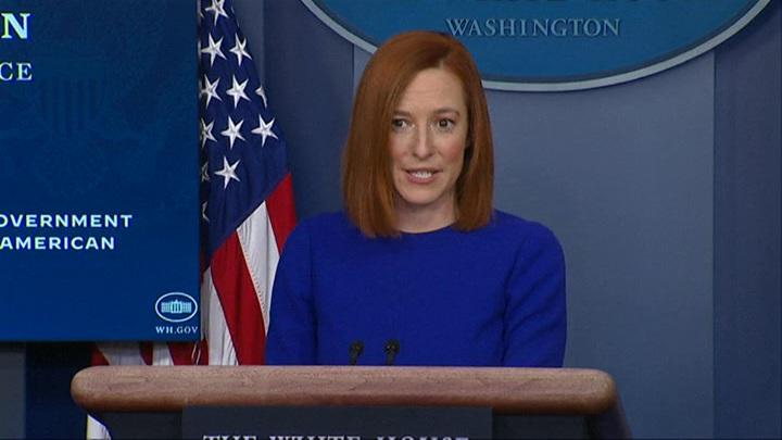 Возвращение Псаки: пресс-секретарь будет добиваться доверия к Белому дому