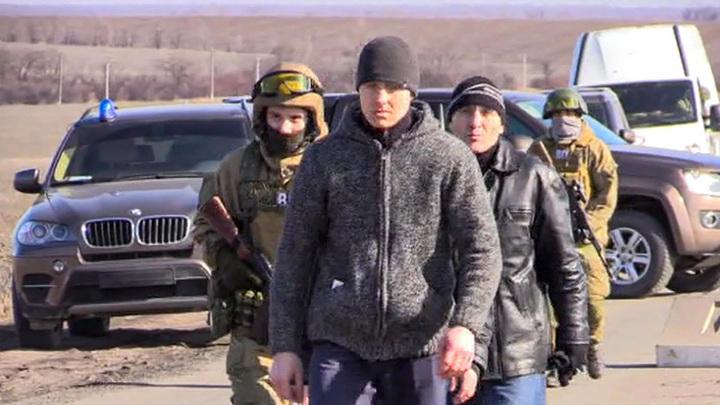 Украинская оппозиция просит СБУ помочь в освобождении пленных