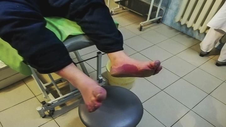В Оренбуржье один нарушитель границы замерз насмерть, другой в больнице с обморожением