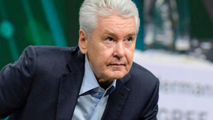 Собянин призвал москвичей воздержаться от участия в незаконной акции 23 января