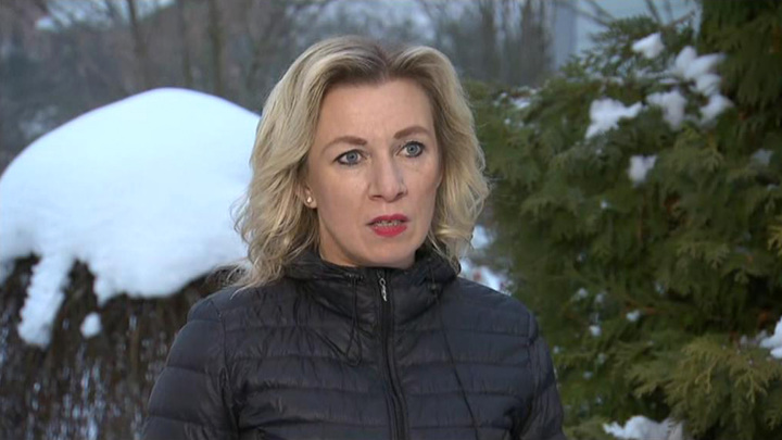 Захарова: санкции – часть политики сдерживания России