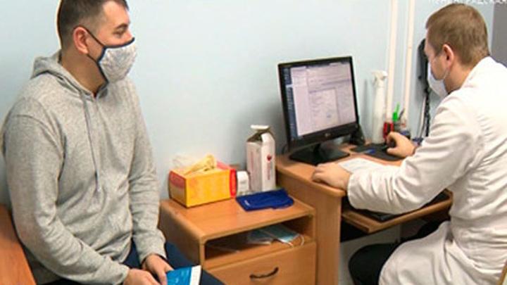 В Петербурге заболеваемость COVID-19 идет на спад