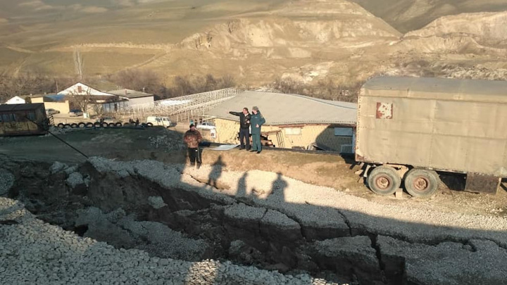 Санавиация оказывает медпомощь жителям высокогорных сел Дагестана