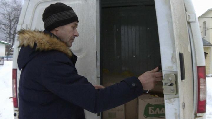 """В Костромской области появилась машина """"нежданной помощи"""""""