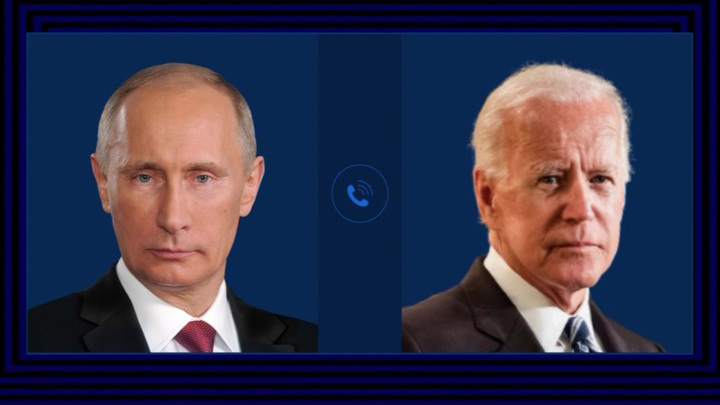 Путин и Байден впервые поговорили по телефону