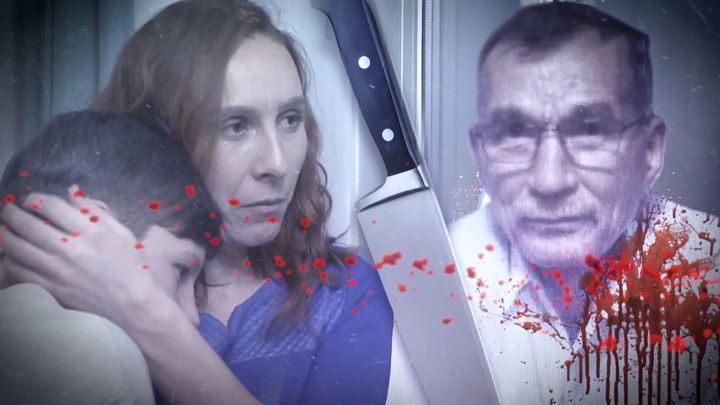"""Кадр из программы """"Прямой эфир"""". Покрывает мать? Подростка обвинили в убийстве отчима"""