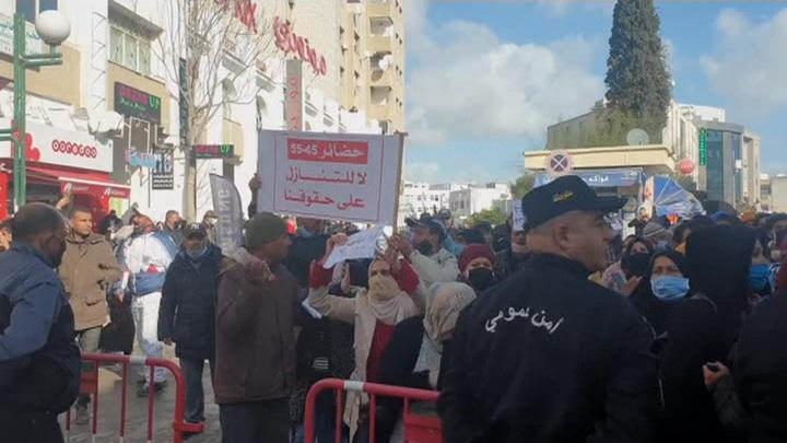 Протесты и беспорядки в Тунисе: чего хотят митингующие?