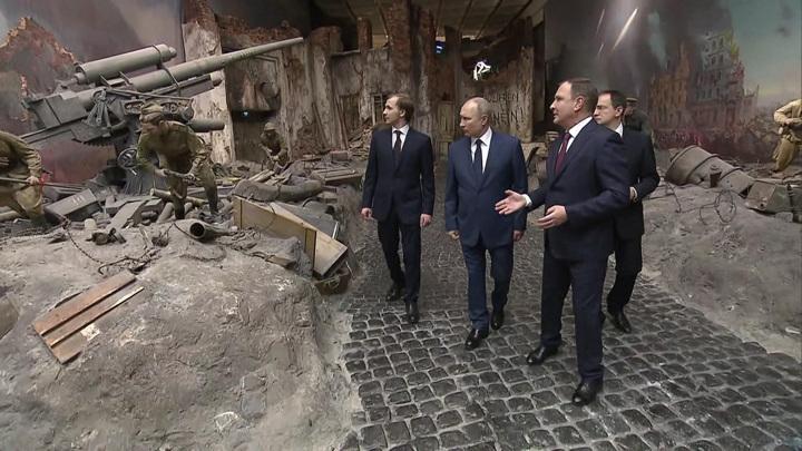 Живая история: в музее Победы открылась иммерсивная выставка