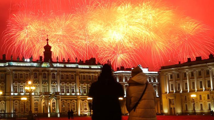 В Санкт-Петербурге отметили 77-ю годовщину снятия немецко-фашистской блокады