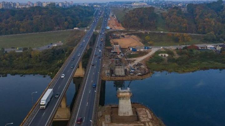 Обрушение моста в Литве: один человек погиб, четверо ранены