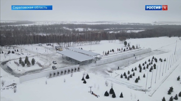 """В Саратовской области откроют парк """"Покорители космоса"""""""