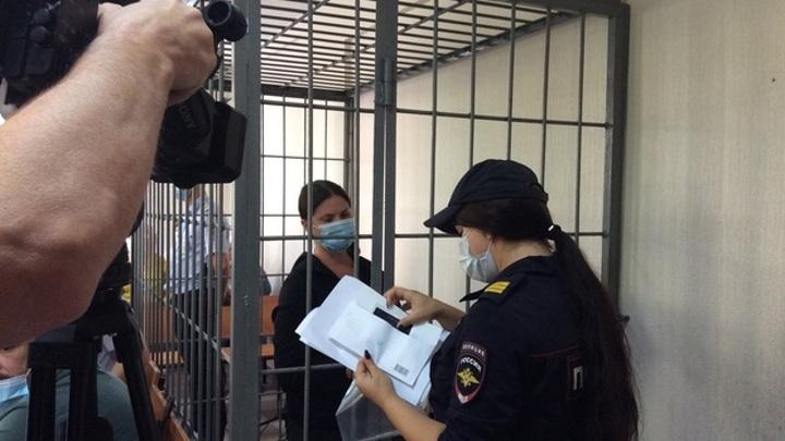 Самарский экс-начальник отдела МВД не смогла обжаловать приговор за взятку в 15 млн рублей