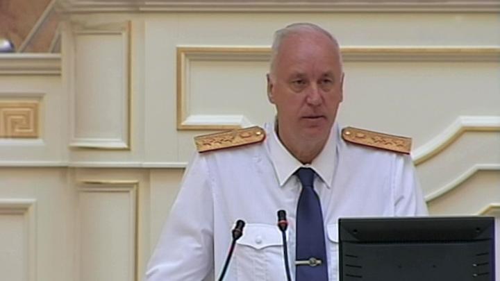Глава Следкома РФ раскритиковал алтайских чиновников