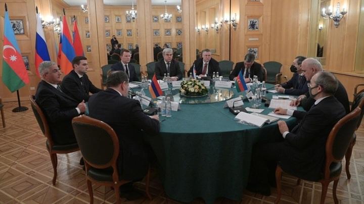 Вице-премьеры России, Азербайджана и Армении обсудили карабахский транспорт