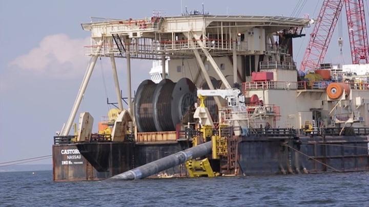 ФРГ грозит РФ санкциями при использовании Nord Stream 2 против Украины