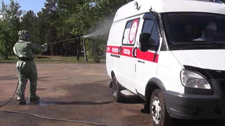 Минобороны отправит военных медиков в Хакасию для помощи с COVID-19