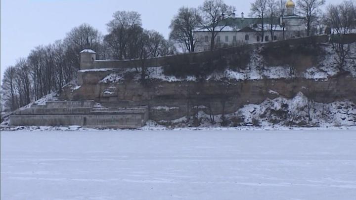 Снетогорский монастырь в Пскове находится в опасности