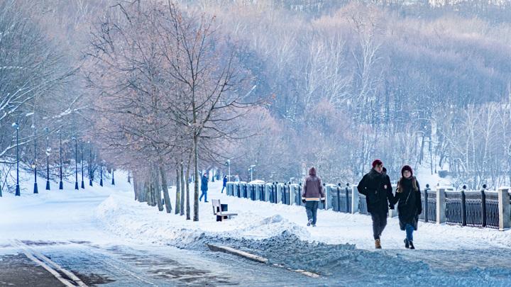 Борьба зимы и весны: Россия остается во власти морозов