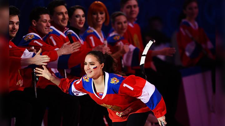 Сборная Загитовой выиграла турнир у команды Медведевой