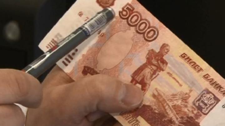 Смоленские полицейские задержали фальшивомонетчиков