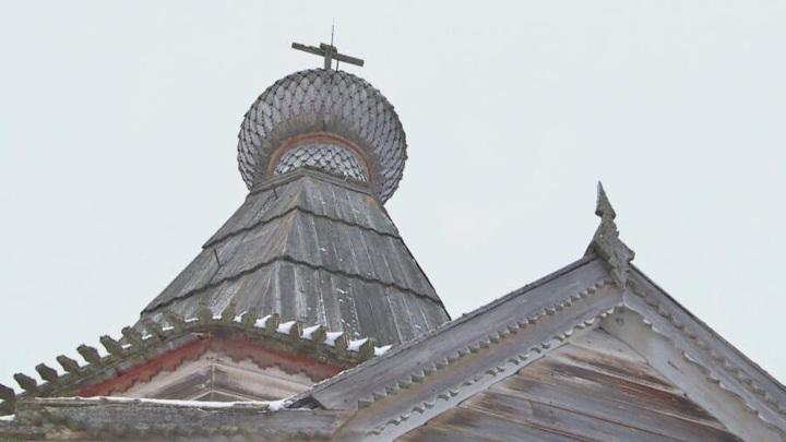 ВПоморском селе будутотреставрированы две уникальных церкви