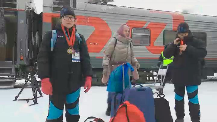 Уральские спортсмены показали отличные результаты на Специальной олимпиаде