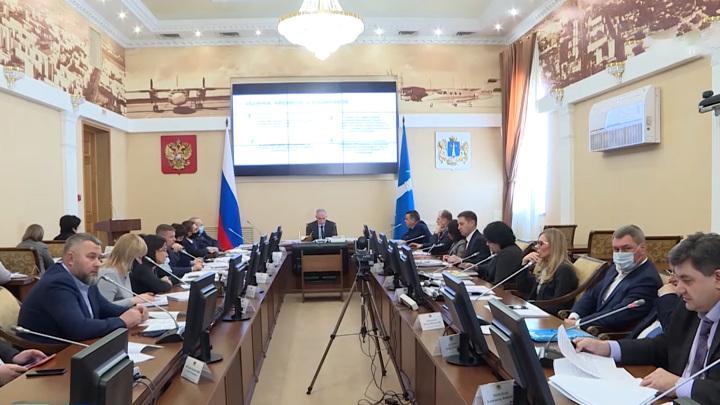 В Ульяновской области оценят эффективность глав регионов