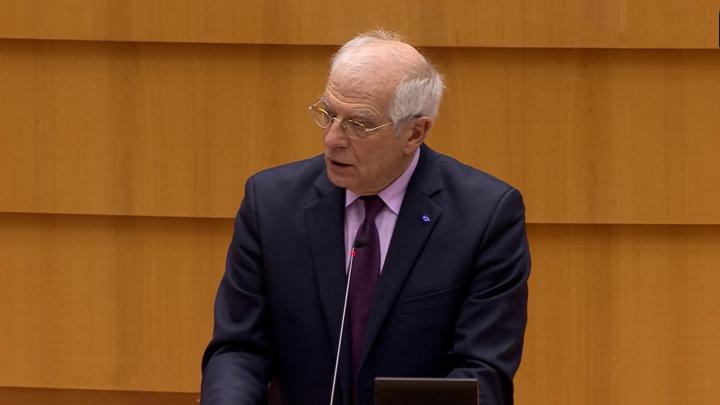 Европарламент обвинил Борреля в унижении перед Россией