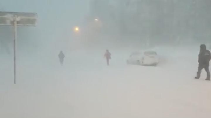 Непогода стала причиной частичного отключения электроснабжения на Сахалине