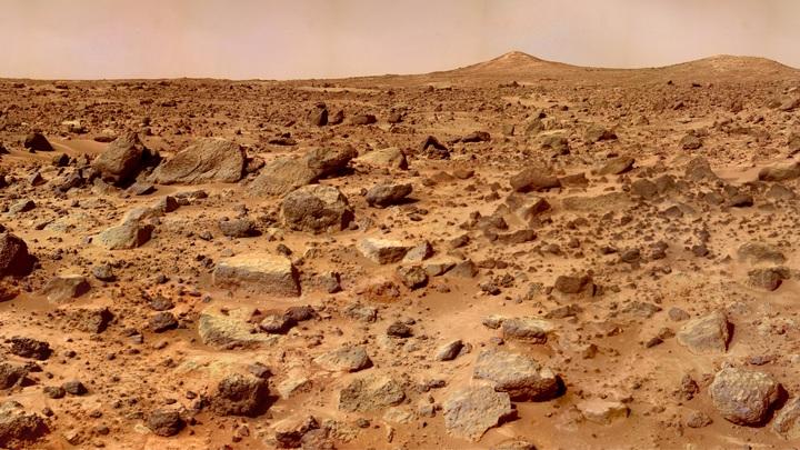 Китайский зонд добрался до Марса. Впереди посадка аппарата на поверхность планеты.