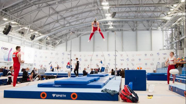Чемпионат Сибири по спортивной гимнастике стартовал в Новосибирске