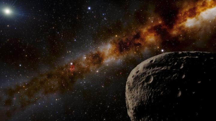 Открытый астрономами объект невероятно далёк от Солнца.