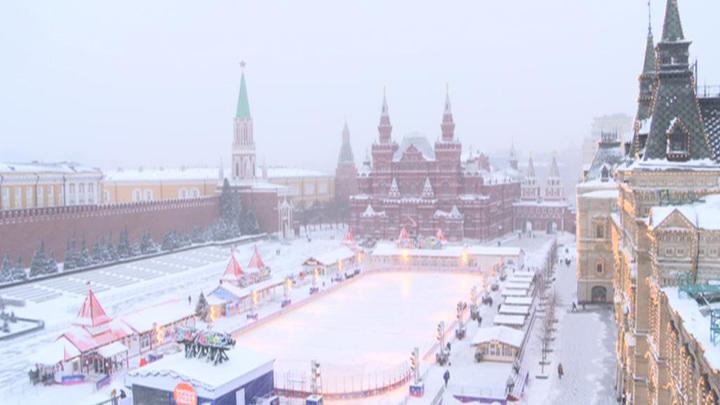 Мертвый траффик: мощный снегопад и ледяной дождь остановят Москву