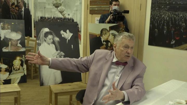Жириновский признался в любви к стальной Аленушке