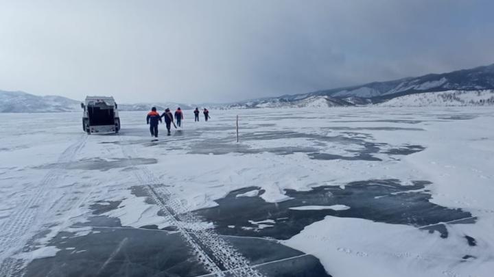 Байкальский поисково-спасательный отряд МЧС РФ