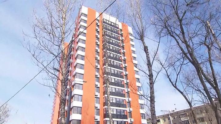 Более 8 000 человек переселят по программе реновации в московском районе Щукино