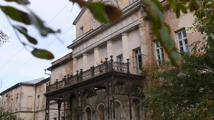 Смоленскую усадьбу купцов Барышниковых взяли под охрану