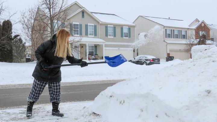 Байден объявил о введении ЧП в связи со снегопадами в штате Оклахома