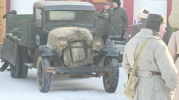 """В Тульской области проходят съемки фильма """"Первый Оскар"""""""