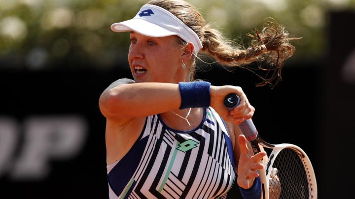 Блинкова одержала победу на старте турнира в Бад-Хомбурге