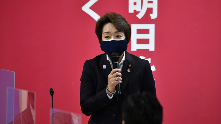 Сэйко Хасимото: Олимпиада должна проводиться со зрителями