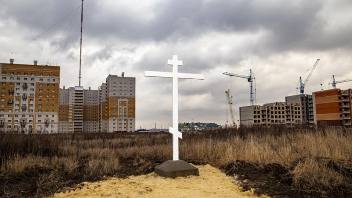 На севере Тамбова построят новый православный храм