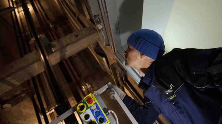 Зимний лифтопад: десятки леденящих душу случаев падений